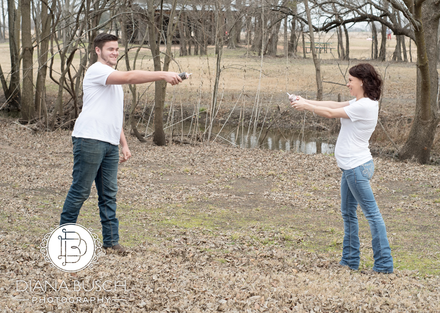 Plano Gender Reveal Photographer 1