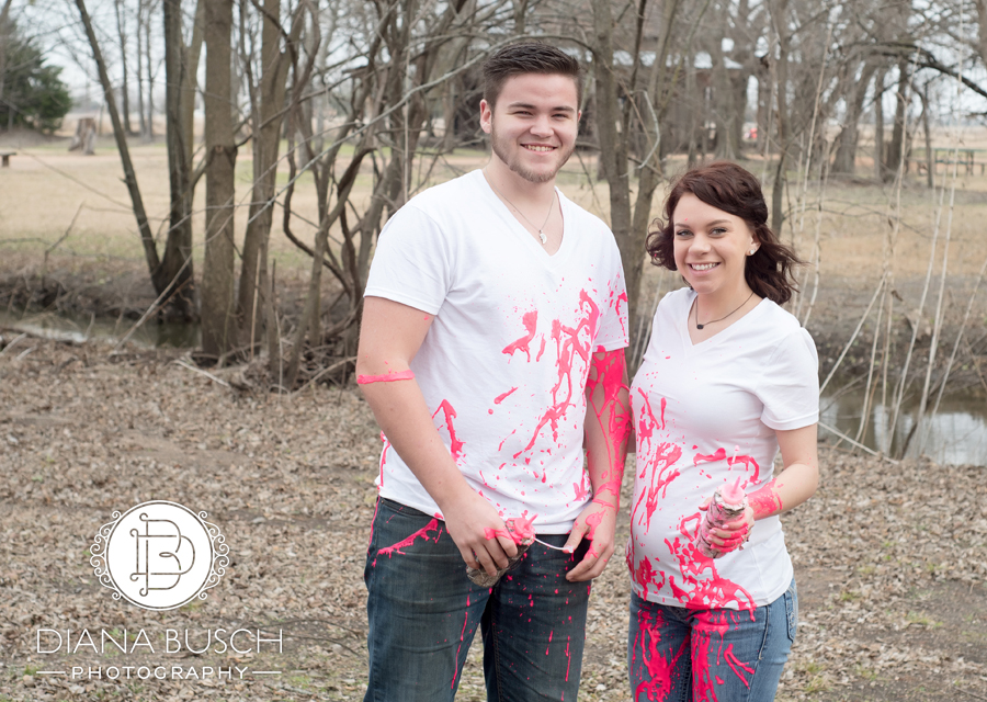 Plano Gender Reveal Photographer 4