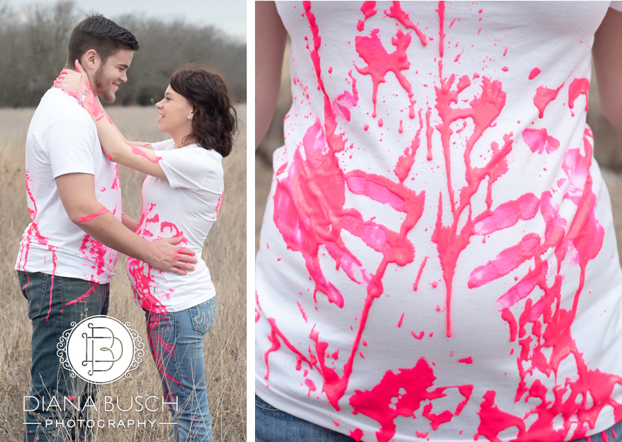 Plano Gender Reveal Photographer 5
